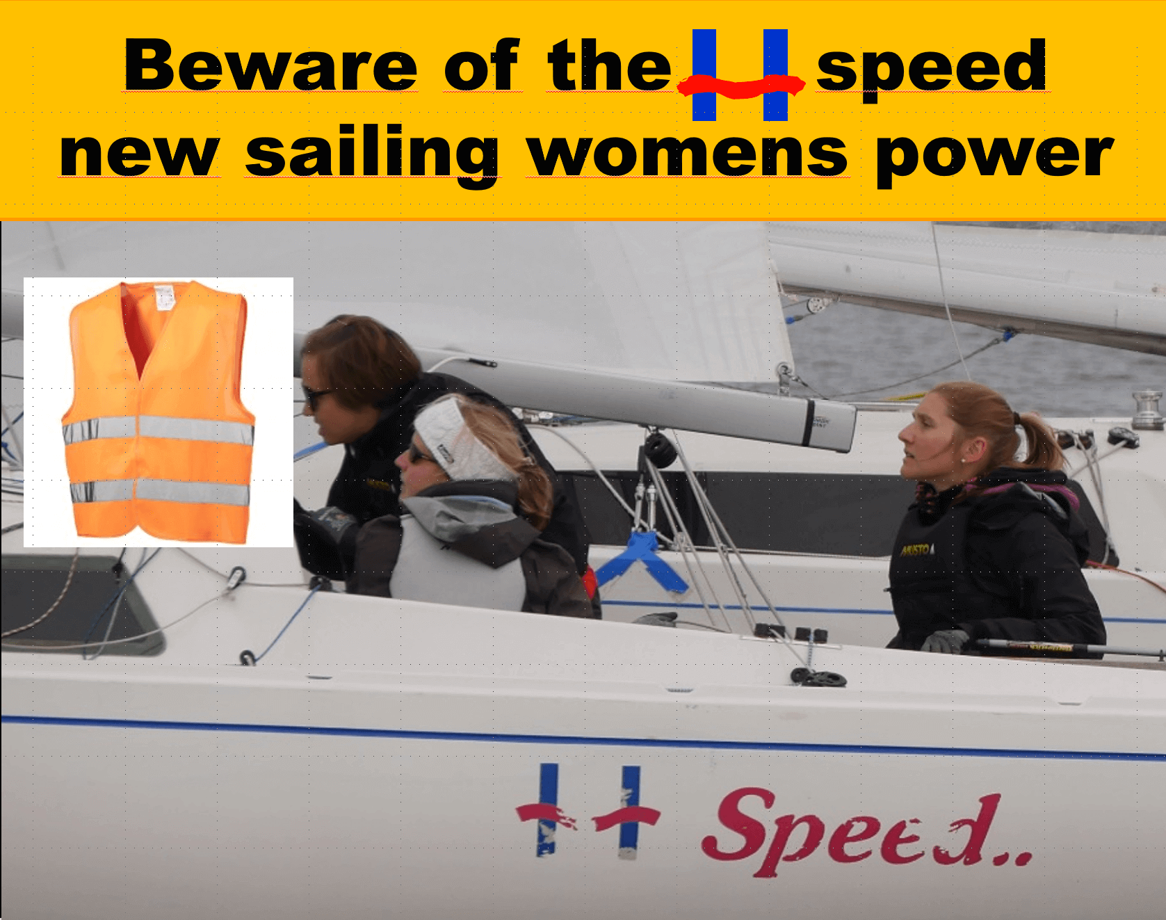 H-Speed mit Frauen Power.