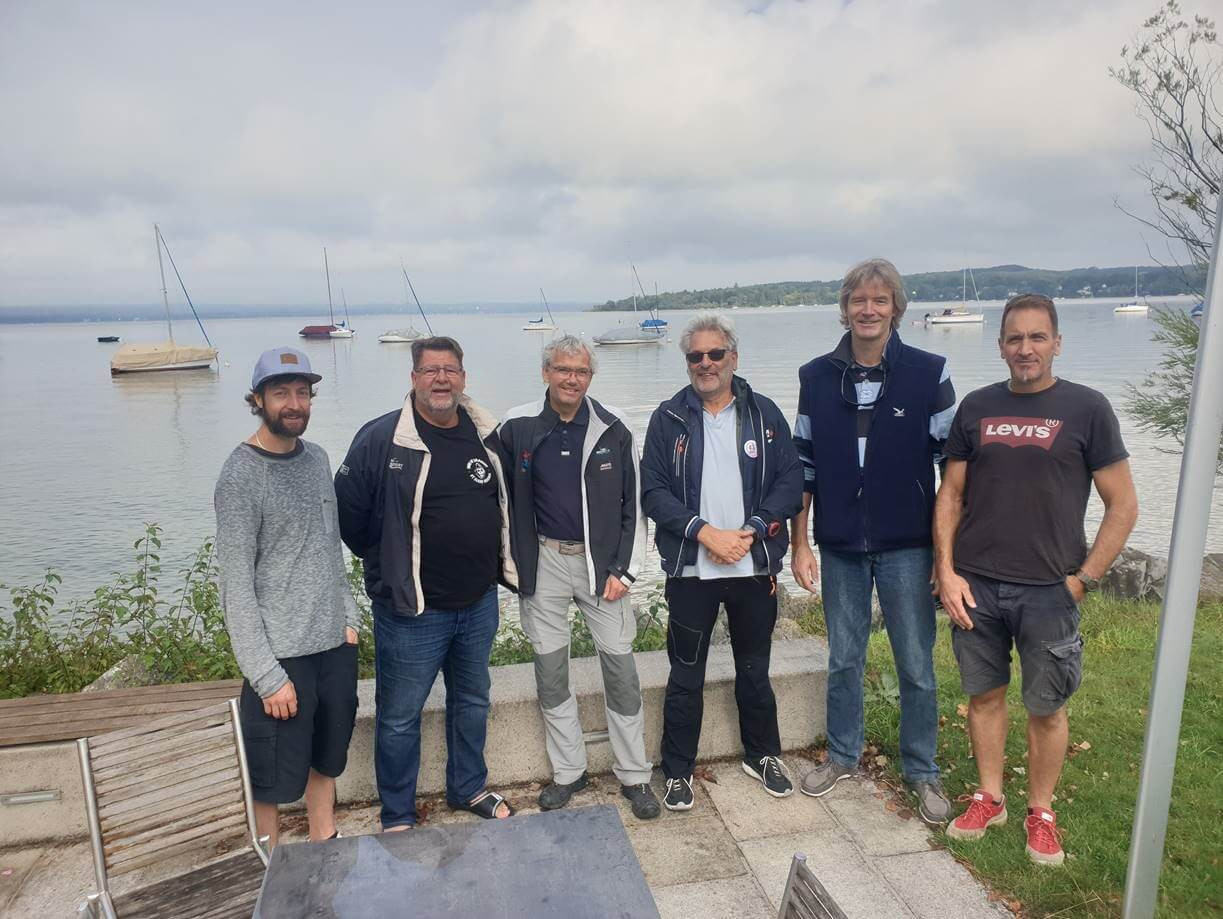 H-Boot Finale Ammersee : Sieger