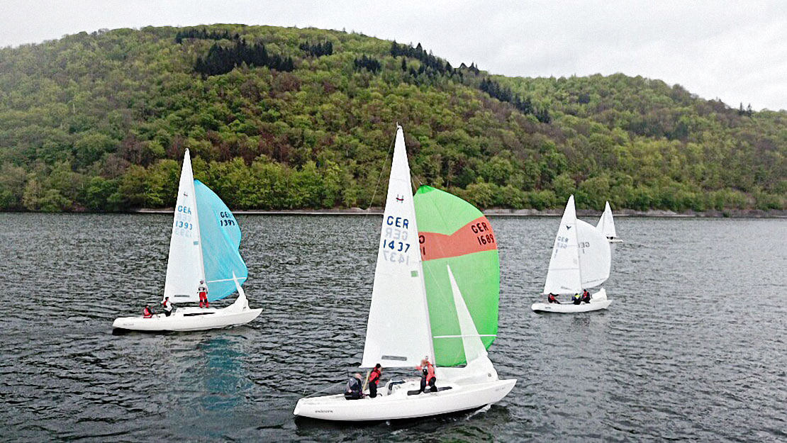 H-Boot Flotte Edersee